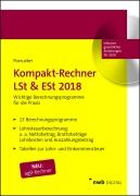 Poxrucker, Kompakt-Rechner LSt & ESt 2018