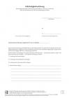 DWS, Vollständigkeitserklärung für Kapitalgesellschaften und Personengesellschaften im Sinne des § 264a HGB einschl. Unternehmen, die unter das Publizitätsgesetz fallen