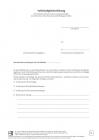 DWS, Vollständigkeitserklärung für Einzelunternehmen und Personengesellschaften, die nicht unter § 264a HGB und das Publizitätsgesetz fallen