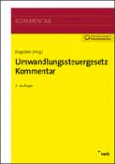 Eisgruber, Umwandlungssteuergesetz Kommentar