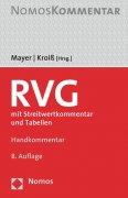 Mayer/Kroiß, Rechtsanwaltsvergütungsgesetz