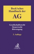 Drinhausen/Eckstein, Becksches Handbuch der AG